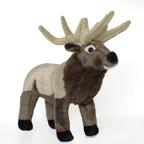 Elk Plush