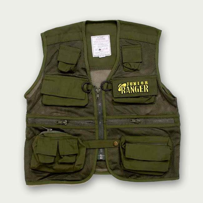 Junior Ranger Vest