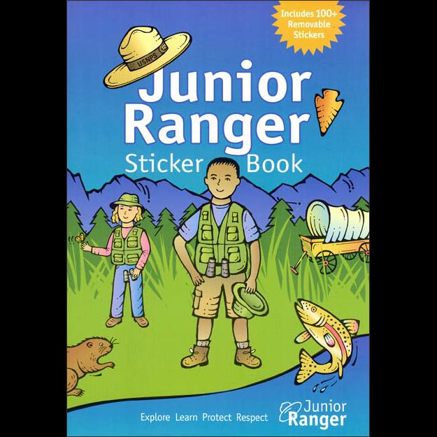 Junior_Ranger_Sticker_Book