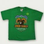 Junior Ranger Kids Tee (Green)