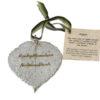 Ornament – Rocky Mountain National Park Silver Aspen