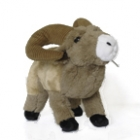 Bighorn Sheep Plush