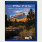 The Living Dream Blu-Ray (Front)