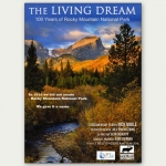 The Living Dream (Front)