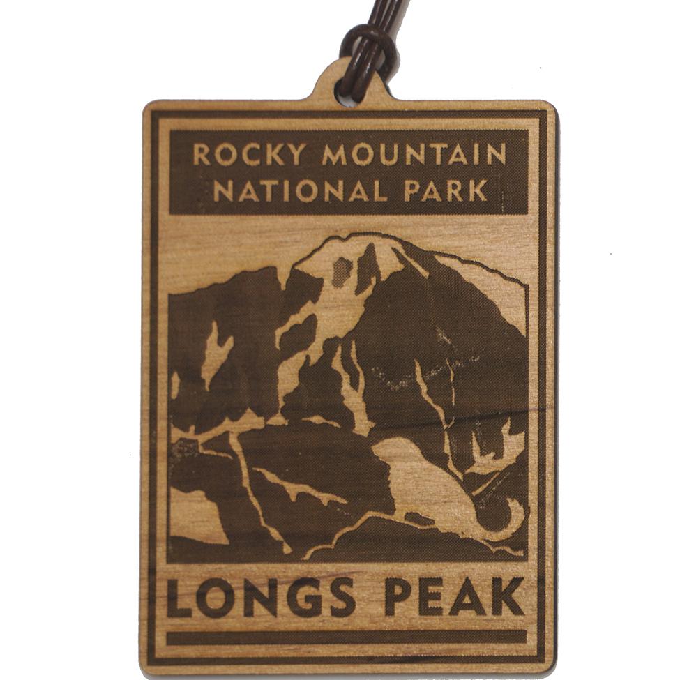 Longs PeakWood
