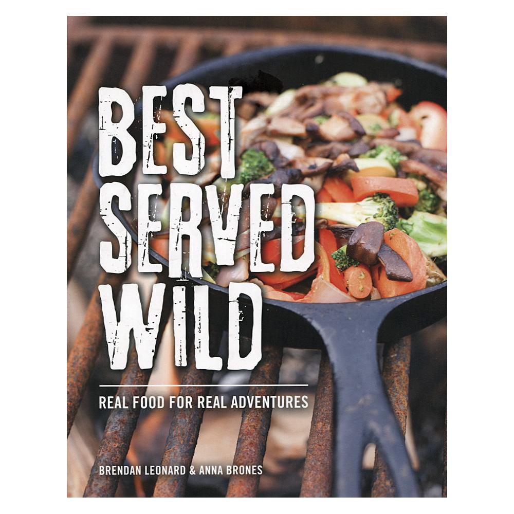 Best Served Wild Front