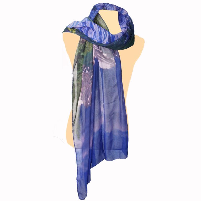 MBlueScarf