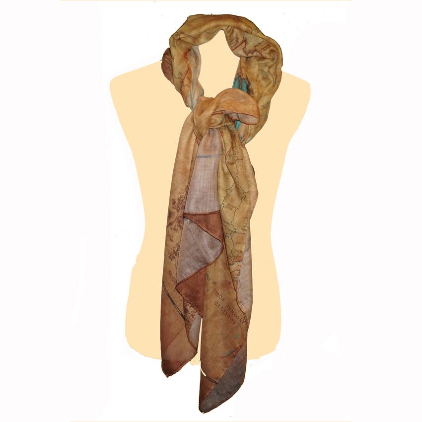 MapScarf