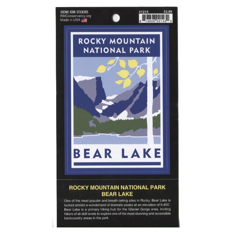 Stickers Bear Lake