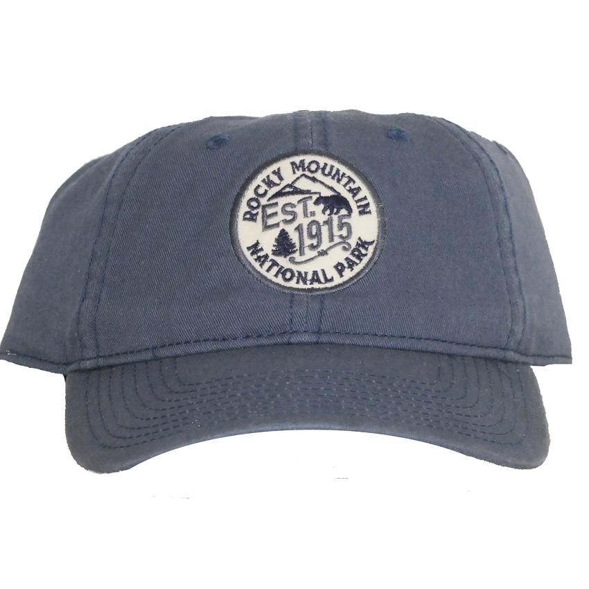 Blue RMNP Hat