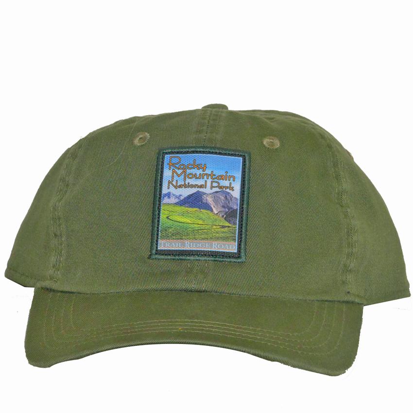 Green RMNP Cap
