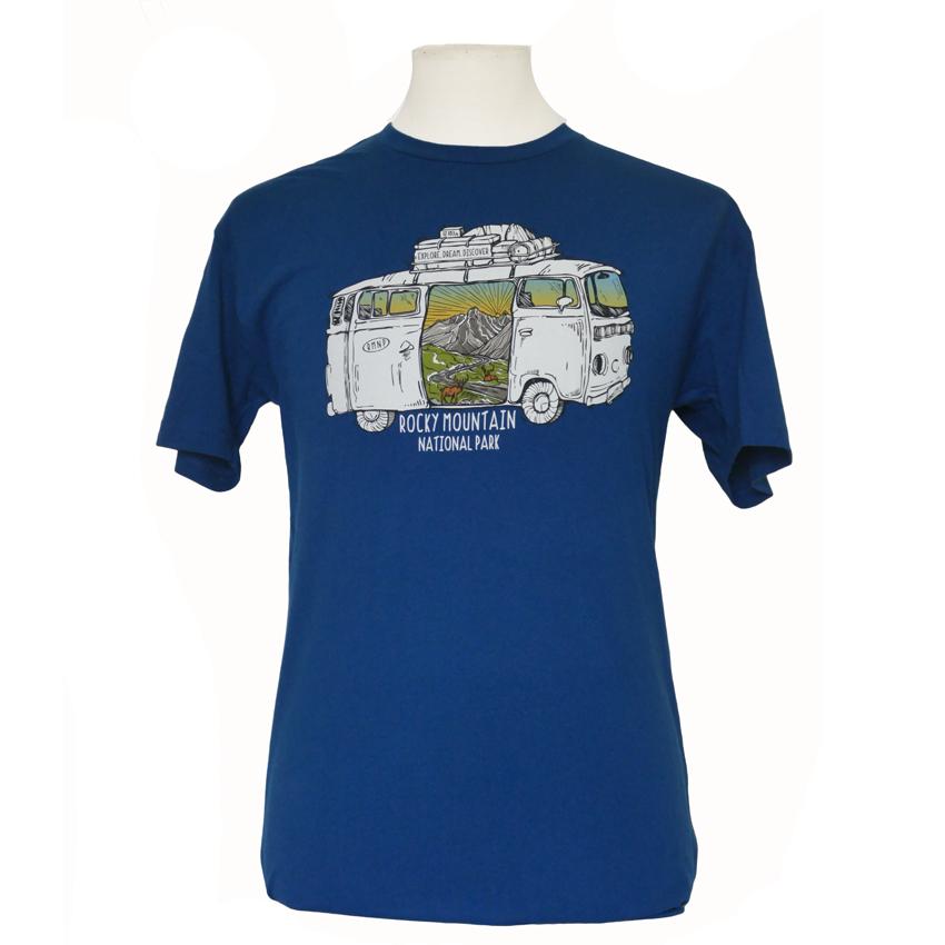 Blue Tee VWbus copy