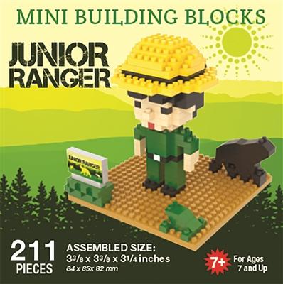 JR Ranger lego green