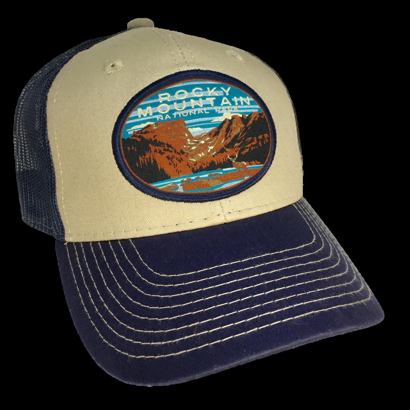 Dream Lake hat3