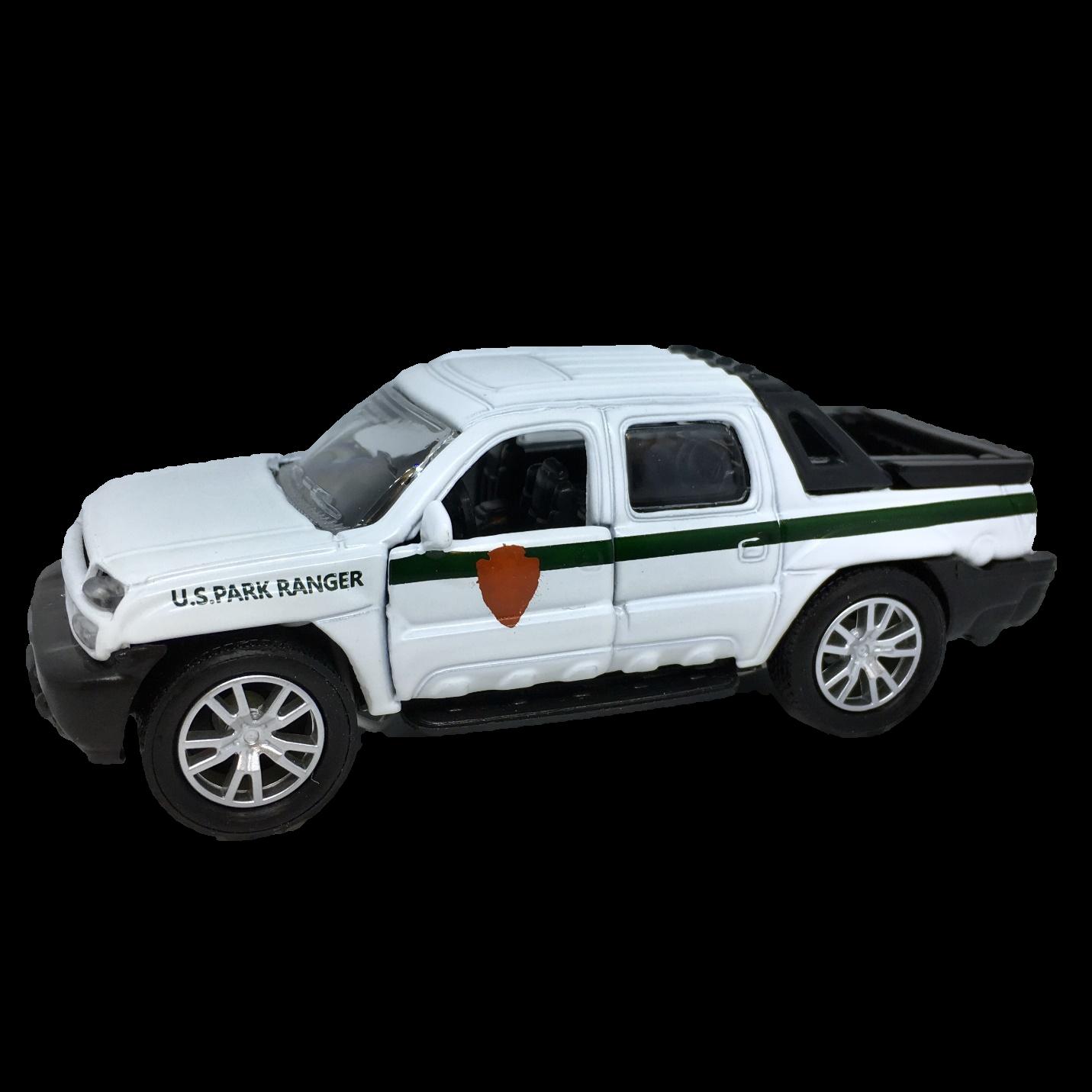 Ranger truck