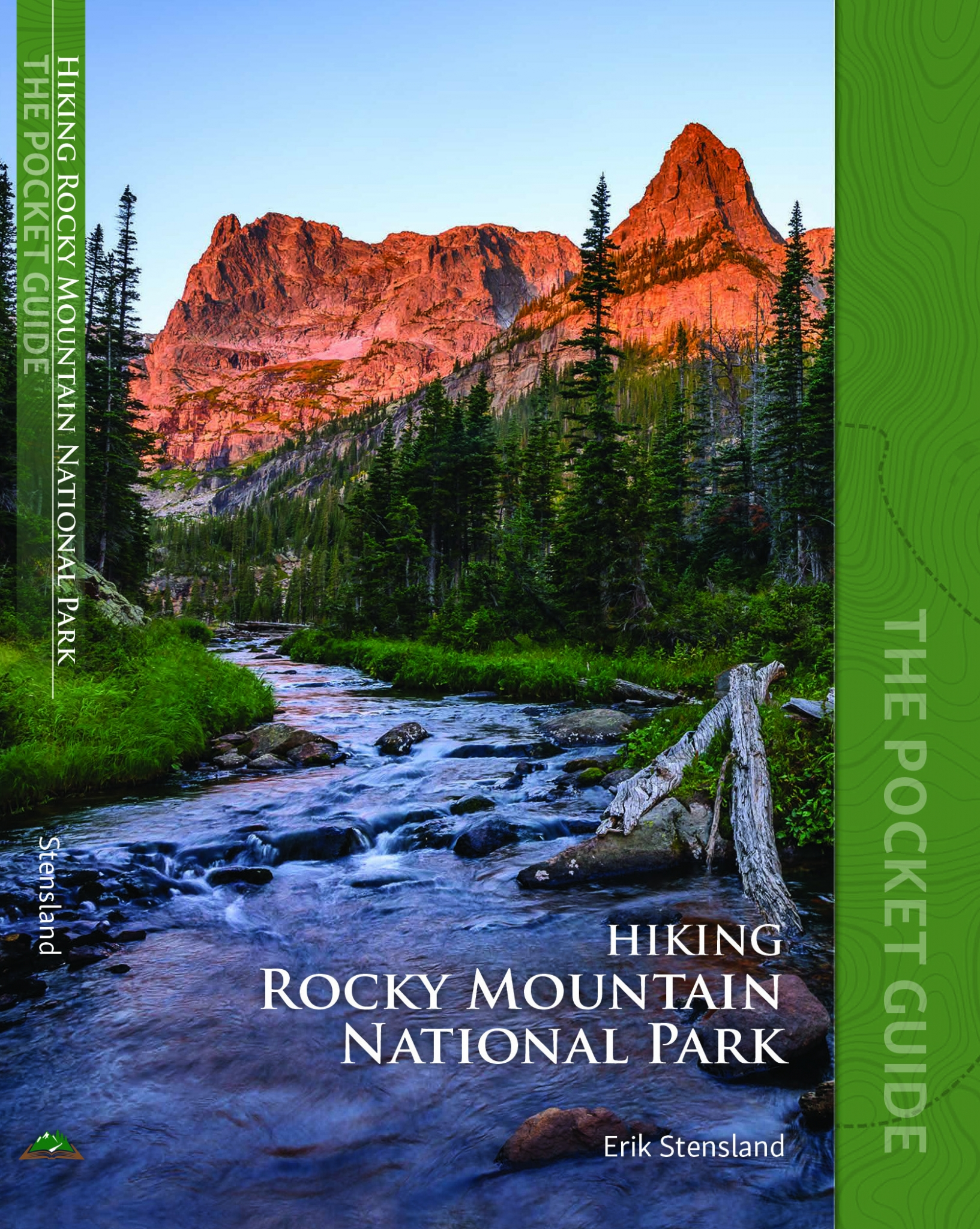RMNP Hiking Guide Pocket Stensland cover