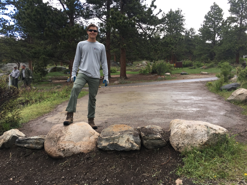 Conservation Corps - In the Field: Week 1 - Rocky Mountain
