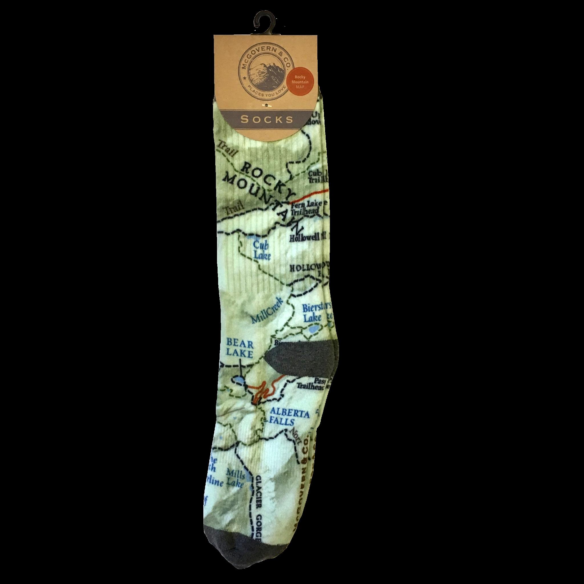 Map socks