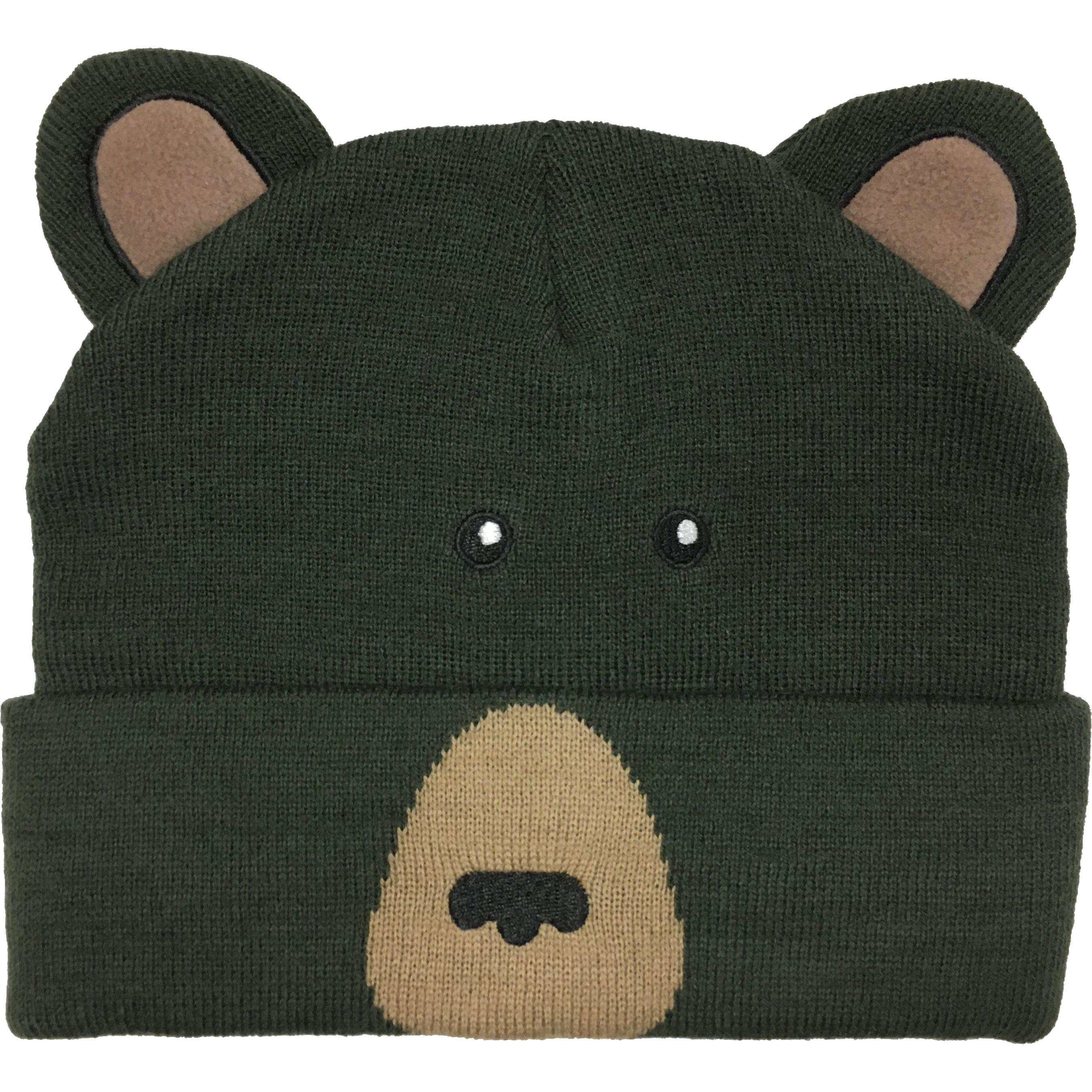 Bear hat beanie