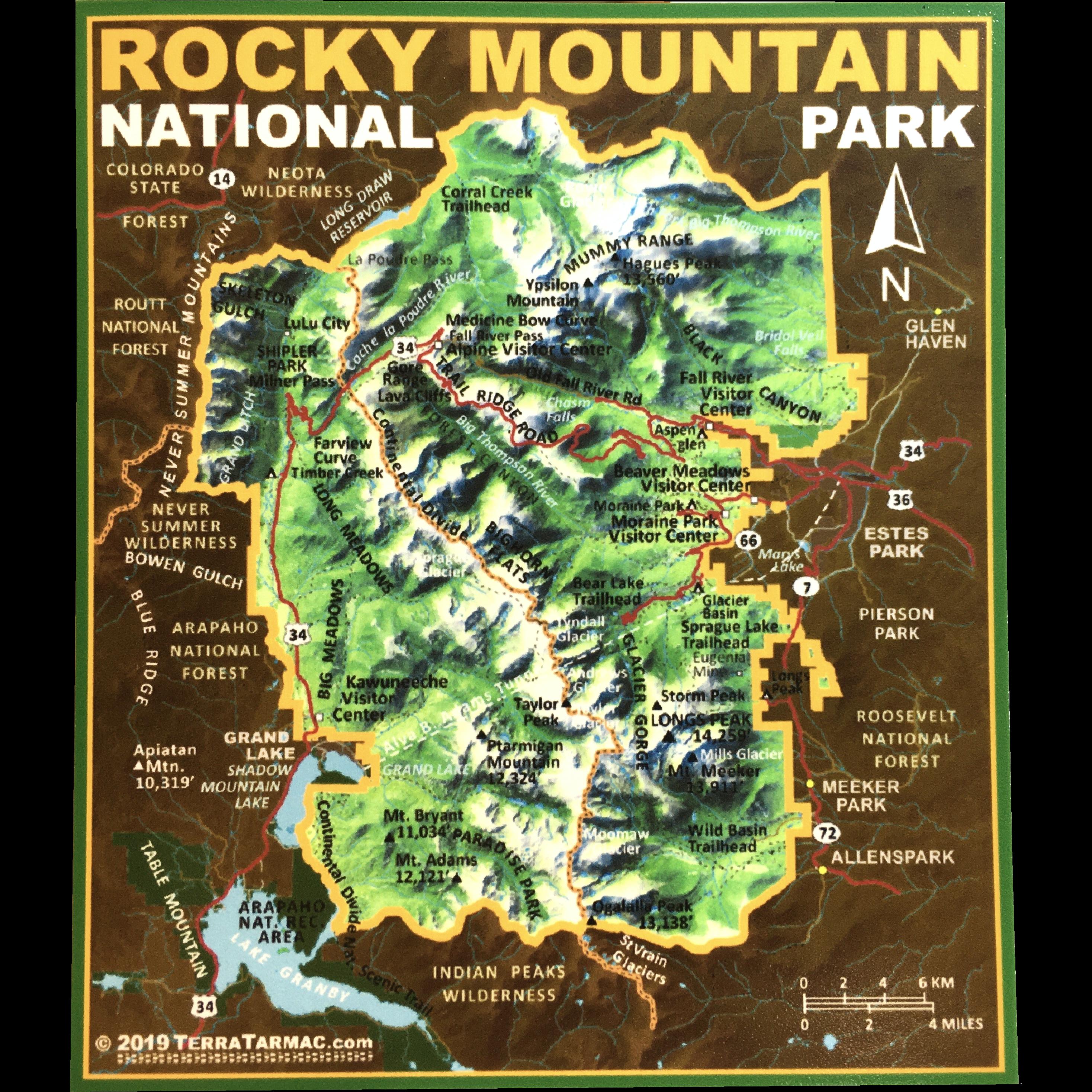 Map magnet 44