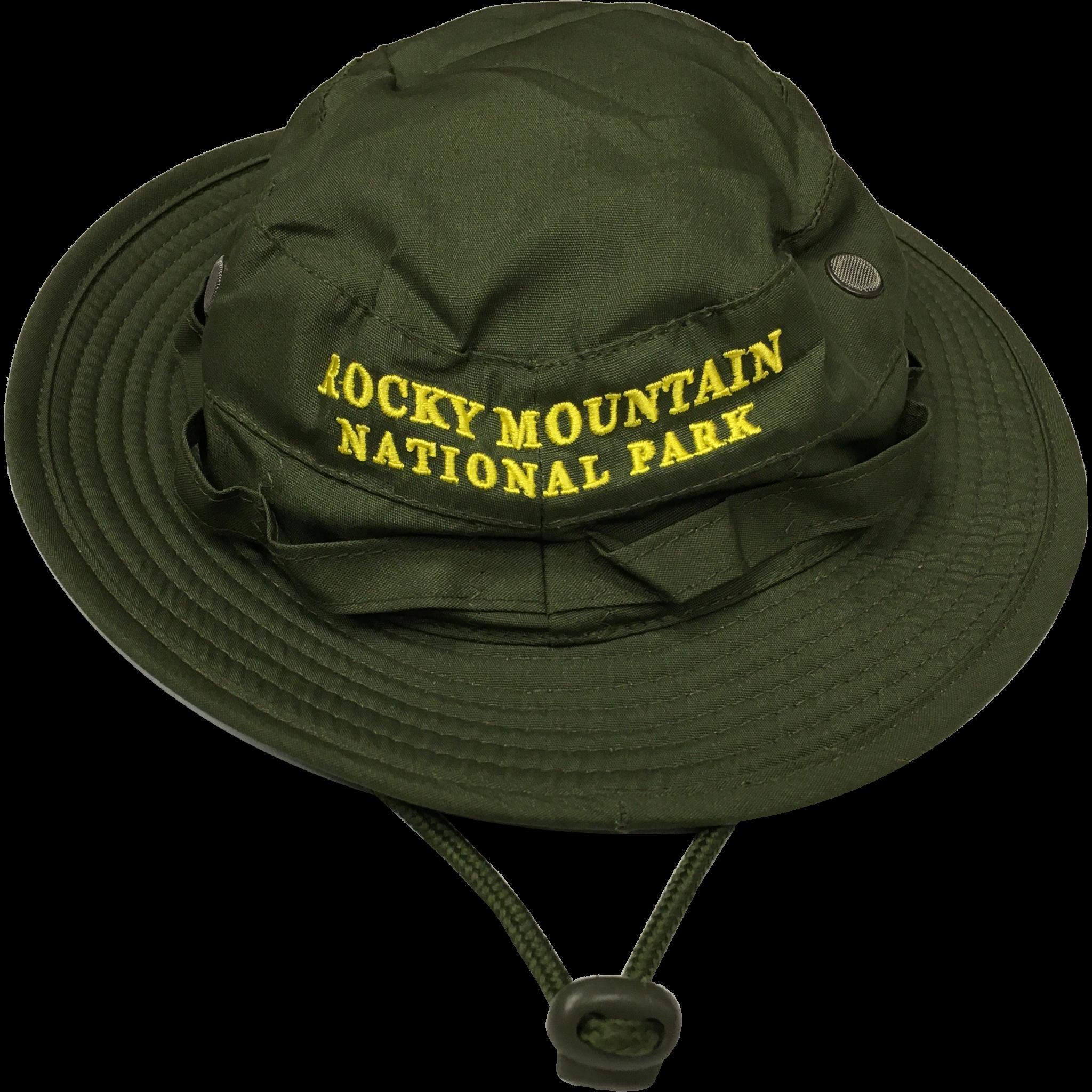Jr Ranger Hat