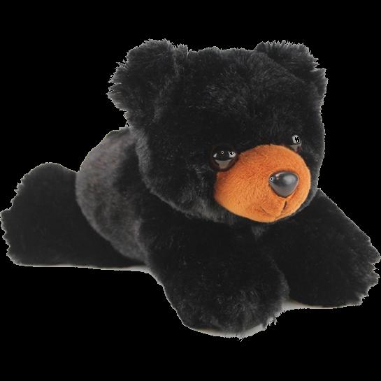 Black Bear plush1