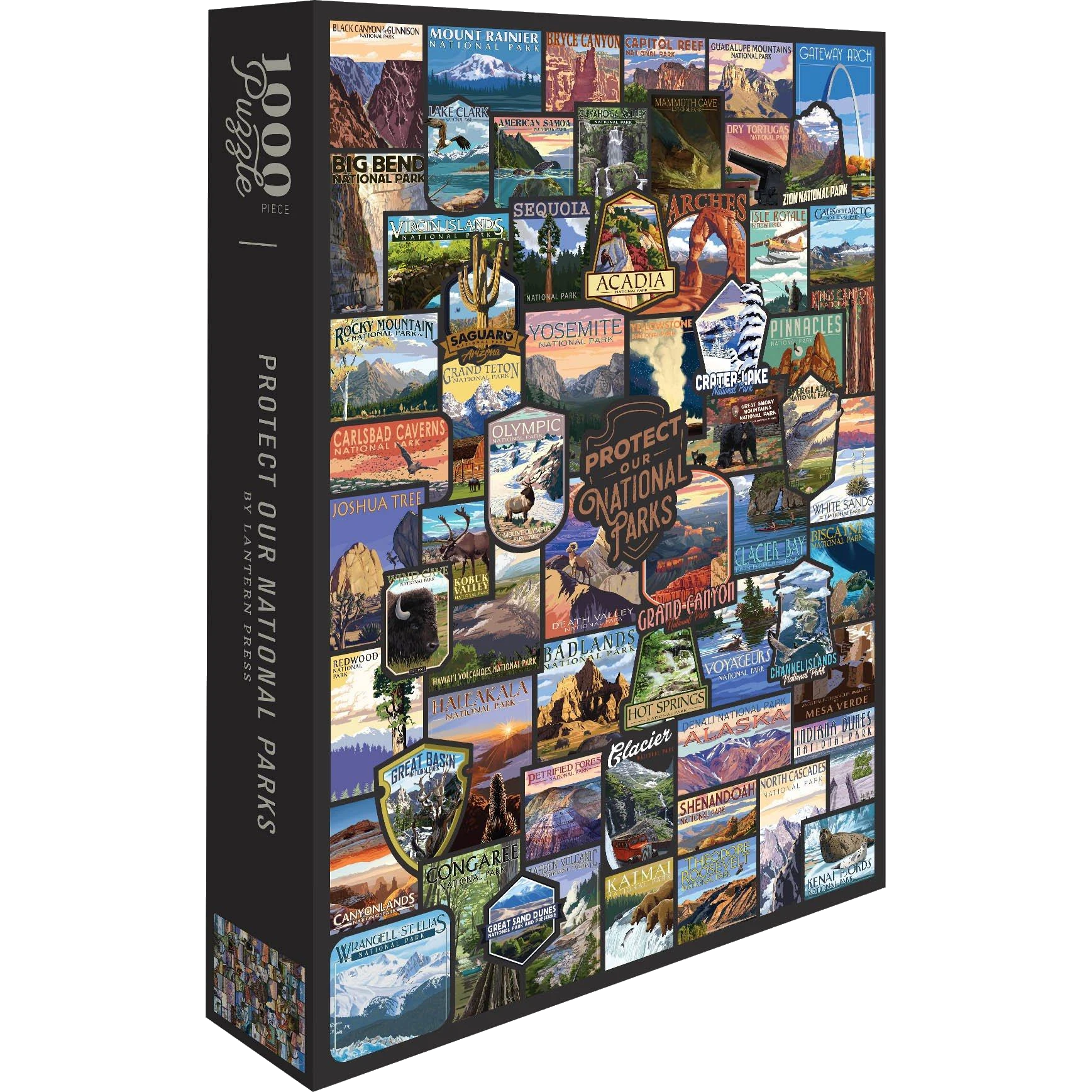 Protect our National Parks puzzle