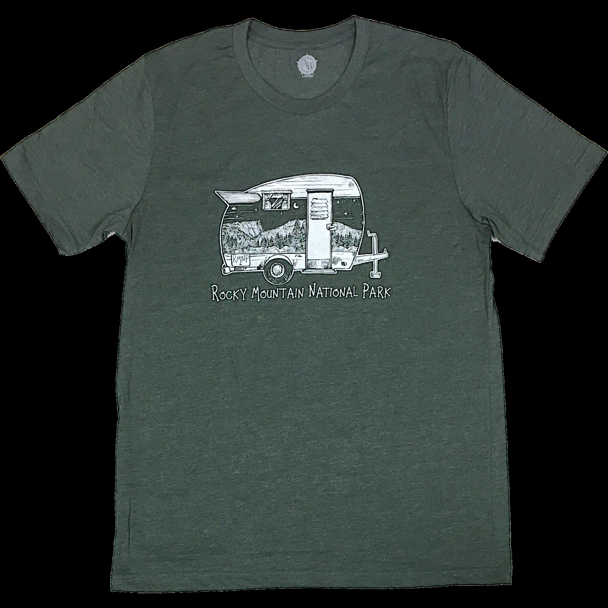 Green Trailer Shirt
